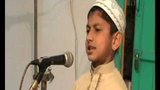 A Great Speech on the Topic Milad-un- Nabi (SAW) by young Pakistani.flv