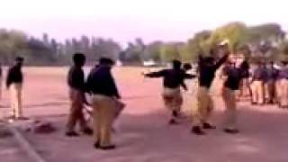 Pakistani Police Luddi Dance Must Watch 00:52