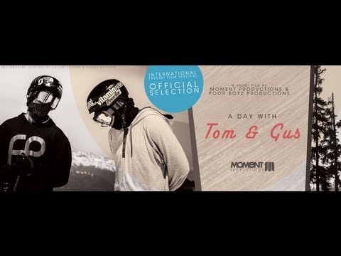 A Day at Momentum w/ Tom Wallisch and Gus Kenworthy