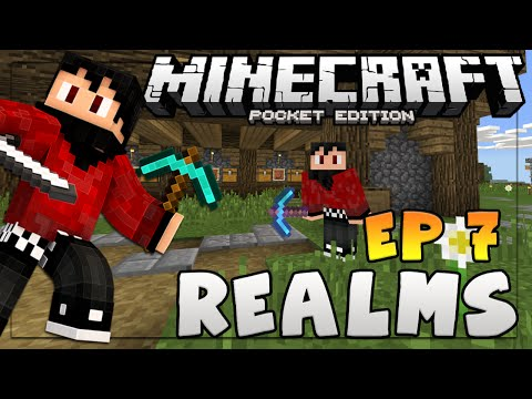 Realms download minecraft pe