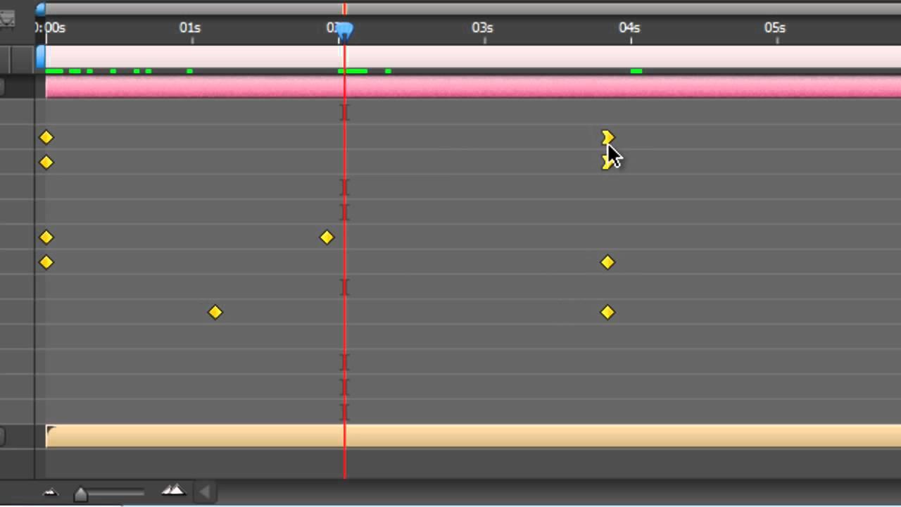 premiere how to add keyframe