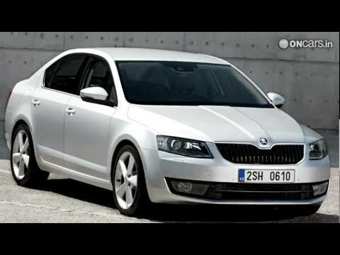Official: 2013 Skoda Octavia/Laura revealed