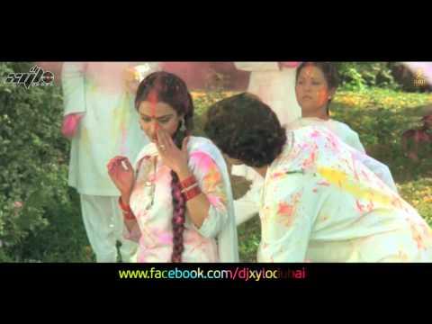 Rang Barse Holi Special Remix - DJ XYLO Dubai