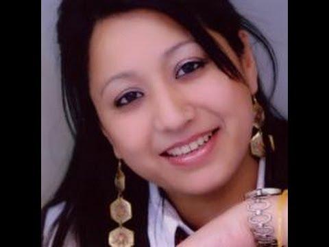 Nepali Karaoke Paani Paani Bhayo Merai Man Pani - Nalina Chitrakar video