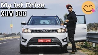 NEW MAHINDRA XUV 300 | MY DRIVING EXPERIENCE | DETAIL REVIEW | IN HINDI