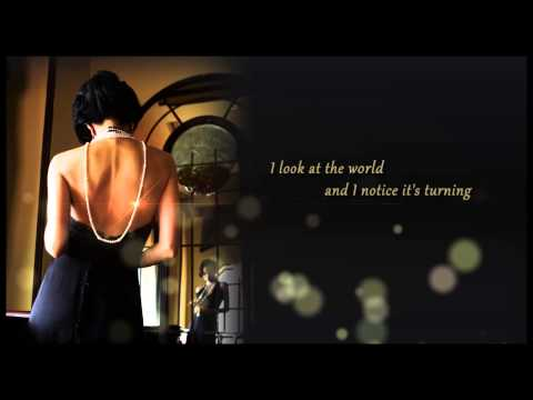 Karen Mok / 莫文蔚 - While My Guitar Gently Weeps (Vocal 歌詞版)