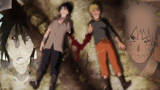 Naruto vs Sasuke - Final Fight ~ AMV ~ Get Me Out