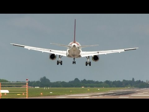 Take offs and Landings at Hannover Airport (HAJ)