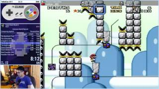 Super Dram World 2: Any% in 32:09
