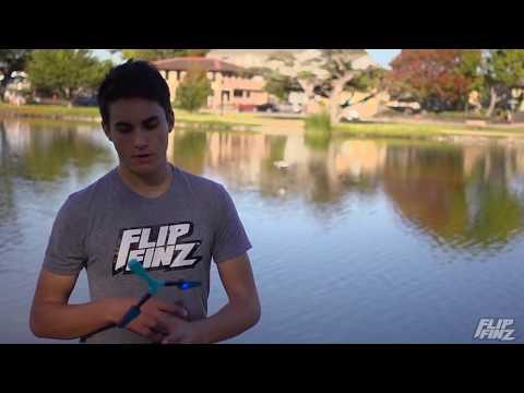 Flip Finz | Beginner Tutorial - Basic Twirl