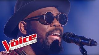 Bob Marley - Redemption Song | Kuku | The Voice France 2017 | Blind Audition