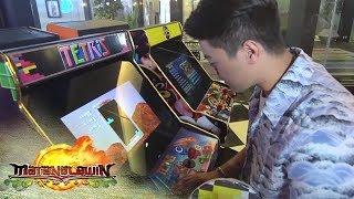 Nangunguha ng Custumer Papuntang Game Over Respawn | Matanglawin