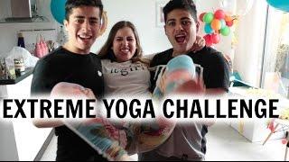 Yoga Challenge Ft Alejo Suarez Y Javier Ramirez  Metro Y Un Medio
