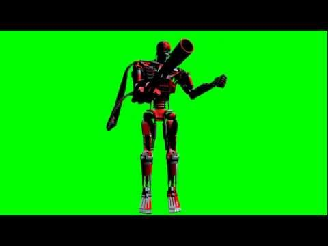 T 600 test cinema green screen s01r05 moves gun blood spatter