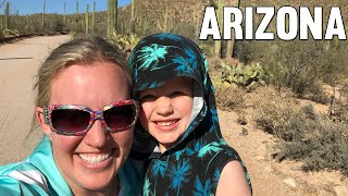 Rock Climbing, Dinosaurs & Butterflies in Phoenix || Mommy Monday Road Trip