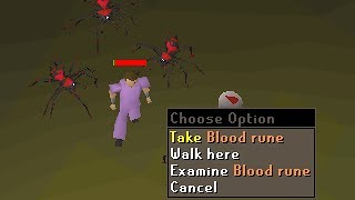 The Blood Rune Discovery (#4)
