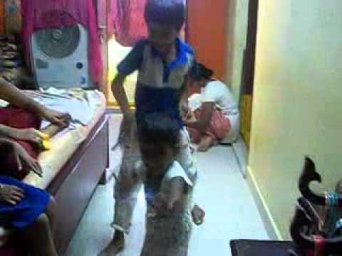 Kids Dance For Telugu Ringa Ringa Song From Aarya2