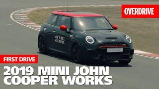 2019 Mini John Cooper Works   First Drive   OVERDRIVE