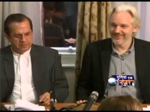 Julian Assange to leave Ecuadorian embassy & other international headlines