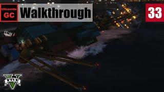 Grand Theft Auto V [#33] - The Merryweather Heist (Freighter) || Walkthrough