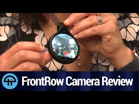 FrontRow Review - Wearable Live Streaming Camera