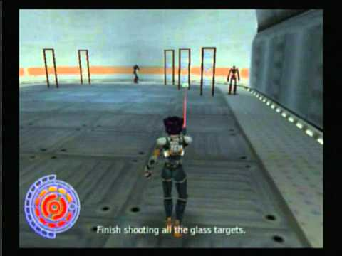 Oni (Ps2 game) My first time playing and stuff
