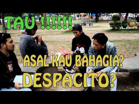 Despacito versi orang Lampung  Or Asal kau bahagia Tau ????