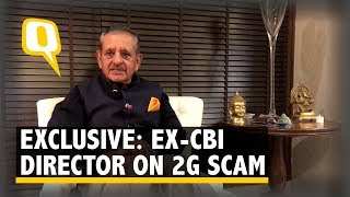 Exclusive | SC's Scrutiny Kept 2G Scam Probe Fair: Ex-CBI Director | The Quint