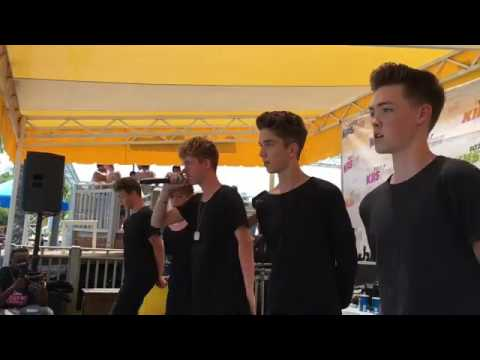 Something Different • Why Don't We (Live at Raging Waters)