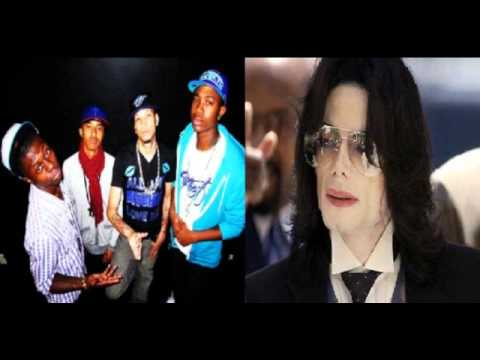 Cali Swag District Feat. Michael Jackson - Where You Are