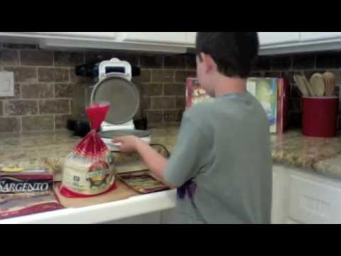 Sintesbros Cooking Show – Quesadilla's