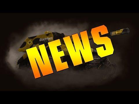 News: Stahl auf der Heide 2018 / WoT-Marathon / Merch / Special Stream