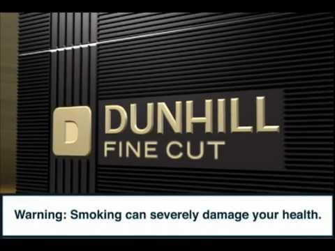 Dunhill Fine Cut Mild Dunhill Fine Cut Commercial