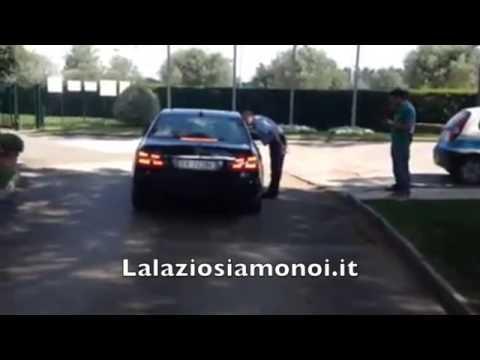 Parolo arriva a Formello - 30/06/2014