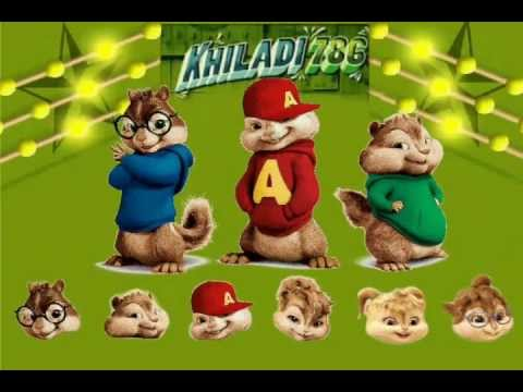 Hookah Bar Remix- Khiladi 786 Chipmunk Version video