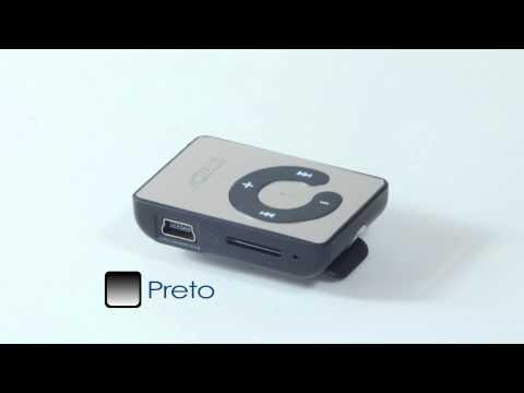 MP3 Player Clip Slim Shuffle Mini