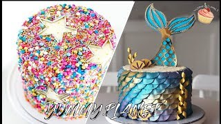 BEST CAKE VIDEO IN THE WORLD |  AMAZING CAKE DECORATING 2018 #5