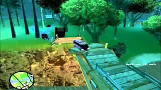 Loquendo GTA SA: CJ viaja en el tiempo, Parte 3 y final