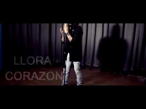 Llora Corazon (video Oficial) El Dragon Ft. Marcell video