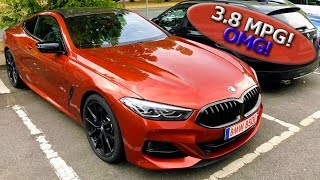 NEW 2019 BMW M850i 🏁 8-Series IN-DEPTH Interior Features Review! SUPERCAR!