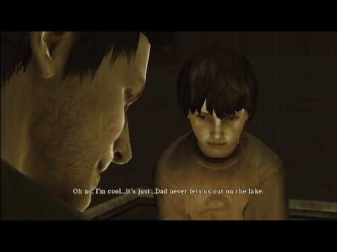 Silent Hill: Homecoming playthrough pt28 - Final Rescue/THAT's The Ending? (final)