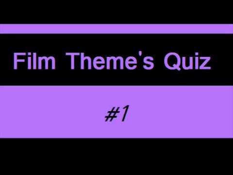 Film Theme's Quiz   #1
