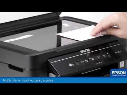 Impresora Multifuncional Epson Expression XP-201