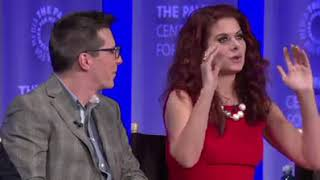 Will and Grace @ Paley Fest 2018