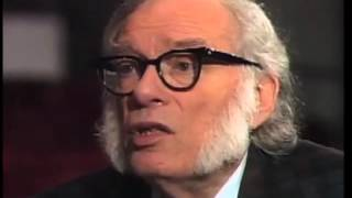 Isaac Asimov on Overpopulation