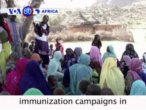 UN says South Sudan is facing an unfolding humanitarian catastrophy VOA60 Africa 01-08-2014