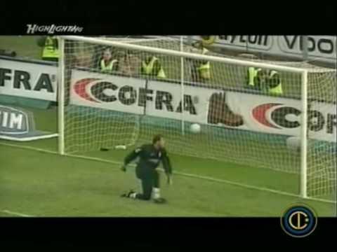 13° Giornata del Campionato 2001/2002 Goals : 9' L.Di Biagio (Inter) 16' C.Doni (Atalanta) 22' C.Doni (Atalanta) 46' C.Vieri (Inter) 60' C.Vieri (Inter) 75' ...