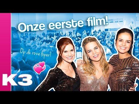 De première van K3 Love Cruise!  - K3 vlog #11