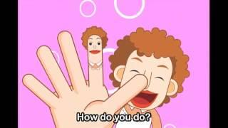신나는 영어동요 - The Finger Family