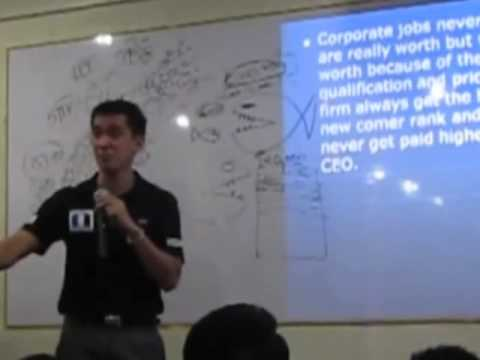 AIM GLOBAL Leadership  Training by Jurgen Gonzales